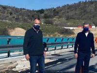 Το δρόμο από Οξύνεια προς Εθνική Οδό Τρικάλων – Γρεβενών βελτιώνει η Περιφέρεια Θεσσαλίας
