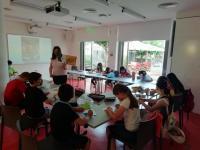 Επίσκεψη στη βιβλιοθήκη της Γ΄ Τάξης του 4ου Δημοτικού Σχολείου Καλαμπάκας