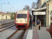 Επικοινωνία Χρ. Μιχαλάκη με υπουργείο Μεταφορών και Διοίκηση της ΤΡΑΙΝΟΣΕ για το δρομολόγιο στον Παλαιοφάρσαλο