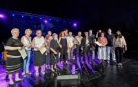 Μαγική και τιμητική βραδιά στην Τερψιχόρη Παπαστεφάνου και τη Χορωδία Τρικάλων