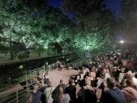 Εξαιρετική βραδιά θεατρικής και λογοτεχνικής μνήμης για το '21