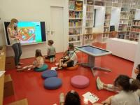 Πραγματοποιήθηκε το παιδικό εργαστήριο με θέμα τη σωστή διατροφή