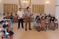 Στα Τρίκαλα μέλη εκπαιδευτικού προγράμματος της Ισραηλιτικής Κοινότητας Θεσσαλονίκης