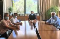 Στον Δήμαρχο Τρικκαίων η νέα διοίκηση του Ραδιοταξί Τρικάλων