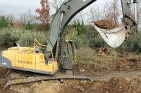 Ξεκινά το μεγάλο αντιπλημμυρικό έργο της Περιφέρειας Θεσσαλίας σε 14 παραπόταμους του Πηνειού ποταμού στην Π.Ε. Τρικάλων