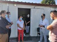 Δ. Τρικκαίων – 5η ΥΠΕ: Αρχισε η ενημέρωση για εμβολιασμό των τρικαλινών Ρομά