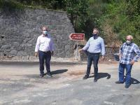 Ολοκληρώθηκαν από την Περιφέρεια Θεσσαλίας οι εργασίες βελτίωσης του δρόμου προς την Ιερά Μονή Μεγαλομάρτυρος Αγίου Προκοπίου
