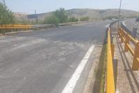 Λειτουργική και ασφαλής μετά τις εργασίες της Περιφέρειας η γέφυρα στο Κουτσόχερο