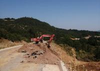 Αποκαθίσταται το οδικό κύκλωμα της Λίμνης Πλαστήρα στο ύψος του Νεοχωρίου από την Περιφέρεια Θεσσαλίας