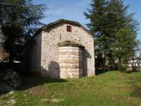 Αποκατάσταση Ι.Ν. Παναγίας της Ιεράς Μόνης Λιμποχώβου Δήμου Μετέωρων
