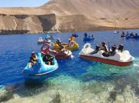Το νέο της πολεμικό ναυτικό παρουσίασε η ηγεσία των Ταλιμπάν