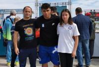 Eπιτυχίες Τρικαλινών αθλητών σε παγκόσμιο πρωτάθλημα πάλης στην άμμο