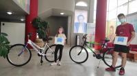 Δ. Τρικκαίων: Μία ποδηλατάδα, δύο ποδήλατα – δώρα, πολλές βόλτες