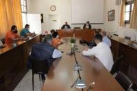 Σύσκεψη στο Δημαρχείο Πύλης για το Πανελλήνιο Πρωτάθλημα  Αγώνων Ανωμάλου Δρόμου