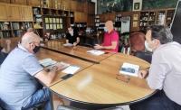 Συνεδρίαση στρατηγών στο δημαρχείο Τρικκαίων