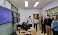 Στα Τρίκαλα για θέματα τεχνολογίας ο πρέσβης της Γεωργίας