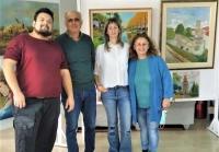 Σύλλογος τρικαλινών Ζωγράφων - Τριήμερο Πανελλήνιο Σεμινάριο Δασολοογίας