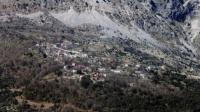 Βελτιώνει το δρόμο προς τη Λαφίνα Πύλης η Περιφέρεια Θεσσαλίας