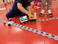 Πρώτο μάθημα ρομποτικής για μικρά παιδιά στην Βιβλιοθήκη Καλαμπάκας