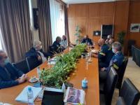 Έκτακτη συνεδρίαση στην Π.Ε. Τρικάλων λόγω του έκτακτου δελτίου επικίνδυνων καιρικών φαινομένων