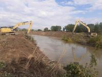 Σε πλήρη εξέλιξη τα έργα αποκατάστασης της Περιφέρειας Θεσσαλίας στις περιοχές που επλήγησαν από τις  βροχοπτώσεις