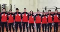 Εννιά αθλητές του Α.Σ.ΤΡΙΚΑΛΩΝ με την εθνική ομάδα στο Βαλκανικό και Μεσογειακό πρωτάθλημα