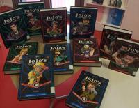 Jojo's bizarre adventure: η διάσημη σειρά κόμικ διαθέσιμη στη Βιβλιοθήκη!