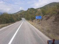 Ολοκληρώθηκαν οι εργασίες διαγράμμισης σε τμήματα της ε.ο. Καρδίτσας -Λάρισας και του δρόμου Μουζάκι - Αργιθέα  από την Περιφέρεια Θεσσαλίας
